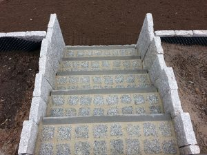 Treppe_Pflaster_Abgang